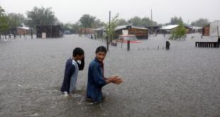 Gobierno reporta 3.800 familias y 25 municipios afectados por lluvias en el país