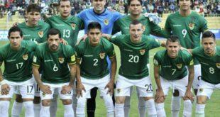 Bolivia inicia el año en el puesto 49 del ranking FIFA