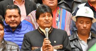 Morales da plazo de un año para debatir artículos del Código Penal