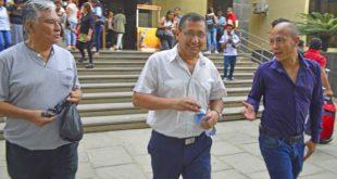 Tercer juicio ganado por el exalcalde Oscar Montes