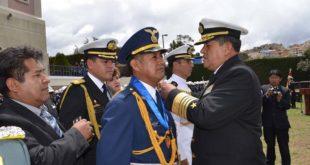 Comandante de las Fuerzas Armadas juramenta a su nuevo Estado Mayor General