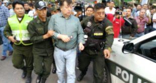 Cochabamba: Exalcalde Castellanos protagoniza incidente en bloqueo al conducir ebrio