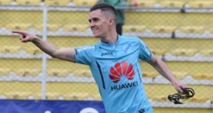 Callejón retorna a Bolívar después de un año