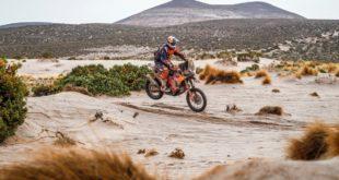 Organización del Dakar decide cancelar la etapa 12 para motos y quads