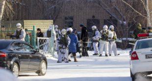 Rusia: Adolescente ataca con un hacha a sus compañeros de colegio