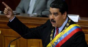 Maduro afirma que piloto rebelde planeaba atentado contra embajada