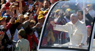 El papa Francisco llega este jueves al Perú