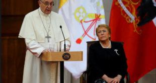 Chile: Papa Francisco pide perdón por los abusos cometidos a los niños