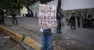 Venezuela: Familiares exigen ver cuerpo de expolicía rebelde Óscar Pérez