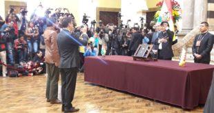 Rada y Zavaleta son los nuevos ministros de la Presidencia y de Defensa
