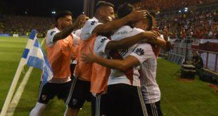 Superclásico: River venció a Boca con un gol de Borré