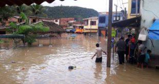 La Paz: Los municipios de Tipuani y Guanay se inundan tras desborde de ríos