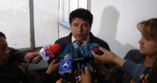 Fiscal Almanza asegura que con documentos desmentirá acusaciones de Pari