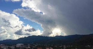Alerta naranja por lluvias y tormentas eléctricas en los 9 departamentos de Bolivia