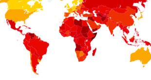 Bolivia entre los 4 países de Sudamérica con menor transparencia