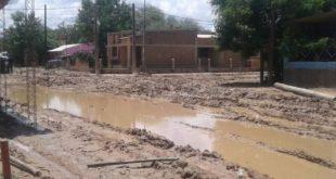 Temen que el norte de Salta sea azotado nuevamente por las inundaciones