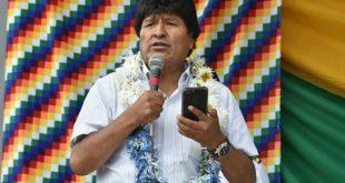 Morales defiende alianza con la COB en medio de la elección del nuevo dirigente cobista