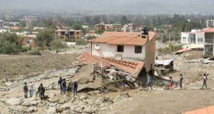 Gobierno evalúa impacto de desastres para asignar recursos para etapa de reconstrucción