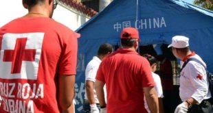 Cruz Roja de China dona a Bolivia $us 100.000 para atender a damnificados por lluvias