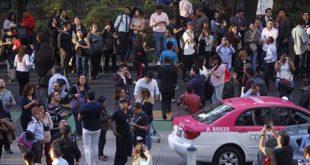 Sismo de magnitud 7,2 sacude a México