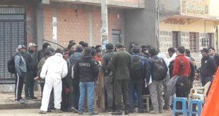 """Oruro: Fiscalía """"nunca consideró"""" que una garrafa causara primera explosión"""