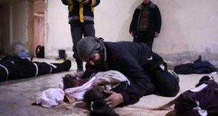 Al menos 250 muertos tras nuevos bombardeos violentos en Siria