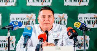 Venezuela: Pastor evangélico desafía a Maduro y lanza candidatura presidencial