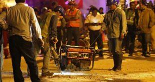 Santa Cruz: Dos obreros mueren mientras realizaban trabajos en un boquete