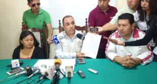 Tarija: TED entrega credencial para la titularidad de concejal Raquel Ruiz