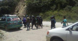 Gobierno denuncia que dos policías fueron heridos con armas de fuego en Los Yungas