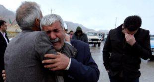 Mueren 66 personas al estrellarse un avión al oeste de Irán