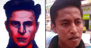 Aparece joven del identikit policial y asegura que es inocente