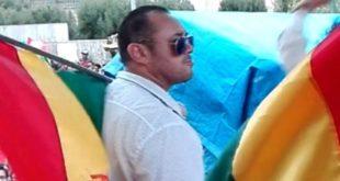 El presentador Pablo Llano denuncia que fue despedido tras participar del 21F