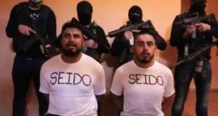 México: Hallan muertos a dos policías que fueron secuestrados por narcos